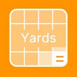 Square Yards Calculator