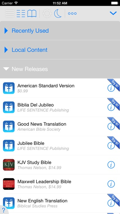 Nkjv Bible review screenshots
