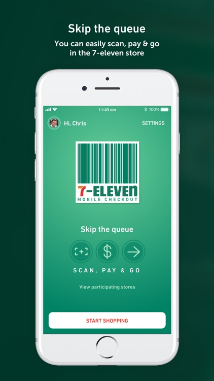 7-Eleven Mobile Checkout