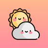 Stefan Stangl - CuteWeather: app + widgets  artwork