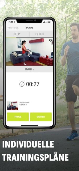 go4health – gesund leben Screenshot