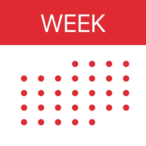 Week Calendar: Daily Planner
