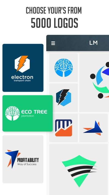 Logo Maker   Design Monogram screenshot-0