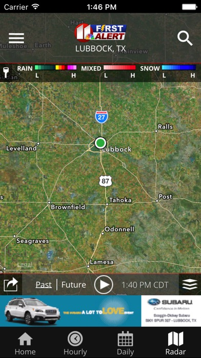 download KCBD First Alert Weather apps 3