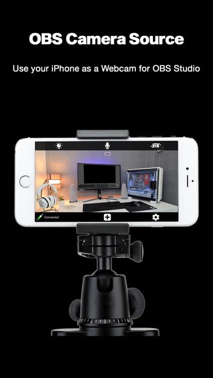 OBCam - Device as HD Webcam
