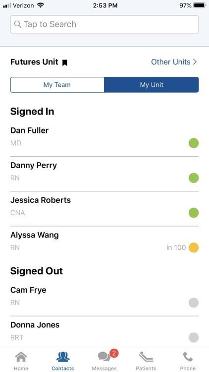 LINQ mobile screenshot-8