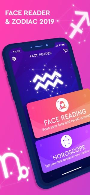 Face Reader - Horoscope Secret on the App Store