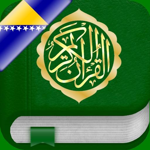 Quran Tajwid : Bosnian, Arabic