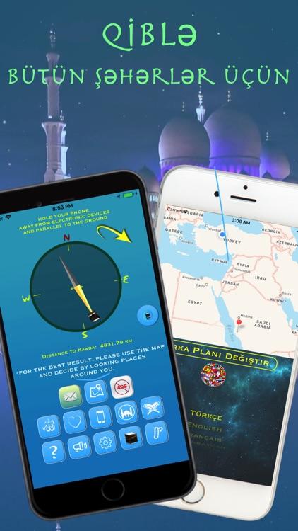 Qibla AZ - Qiblə Kompas, Quran by BEKART Tech