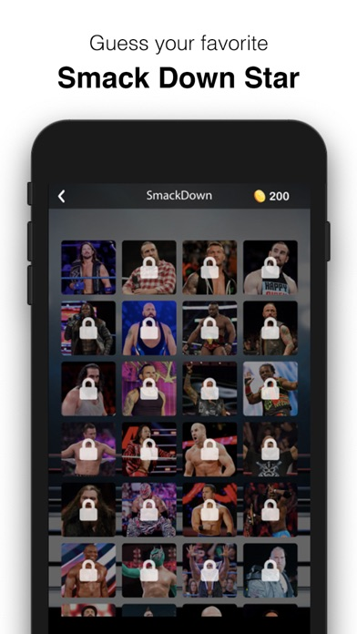Related Apps: Wrestling Star Quiz Trivia - by Navid hasan