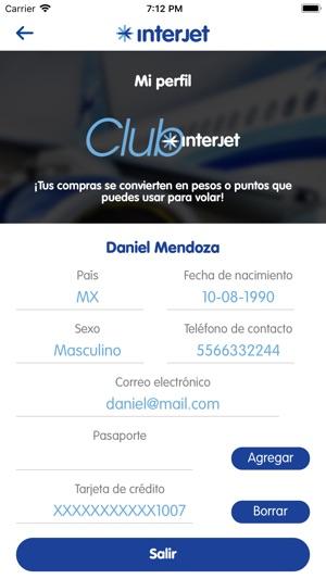 Interjet En App Store