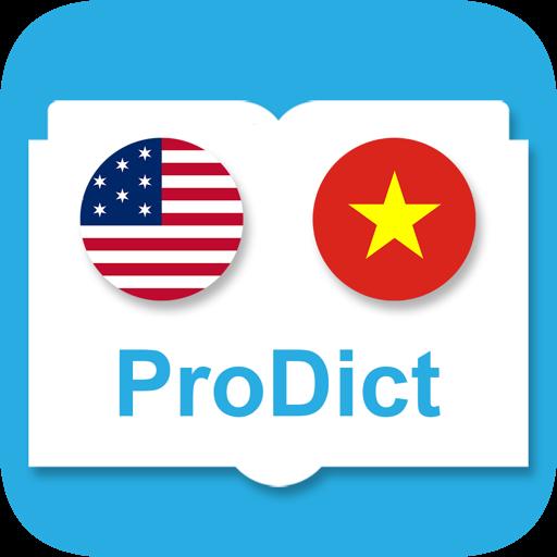 Từ điển Anh Việt ProDict