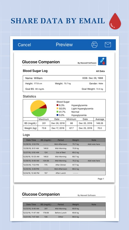 Glucose Companion screenshot-4