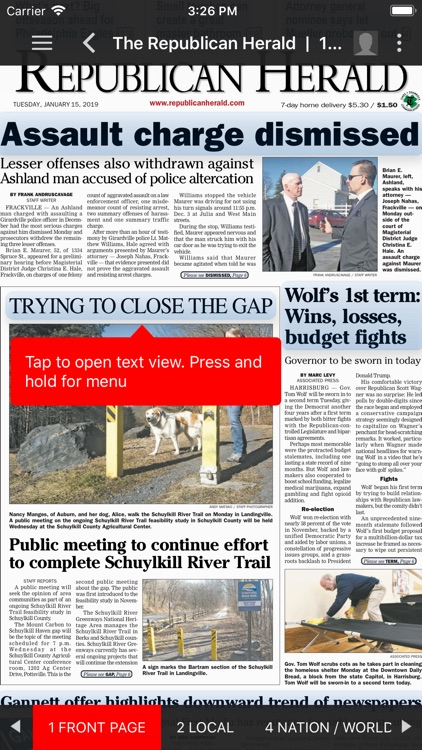 Republican Herald screenshot-3