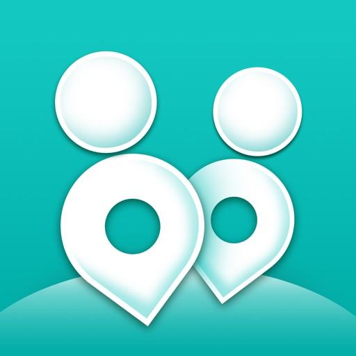 伴途定位-家人情侣手机精准定位寻人行迹软件