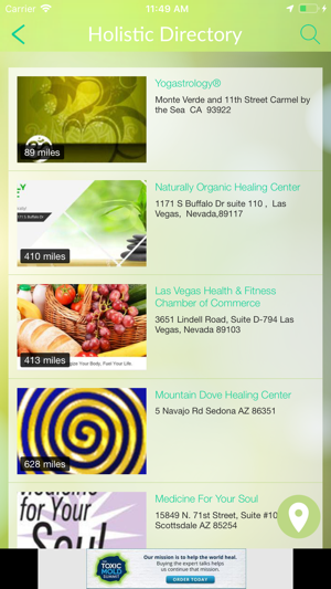 The Holistic Directory on the App Store