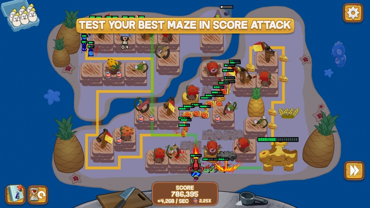 Defend the Cake Tower Defense screenshot-3