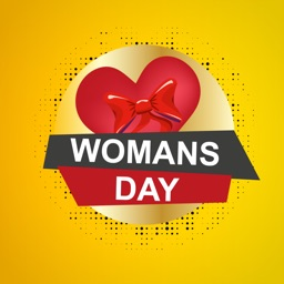 Happy Women Day Stickers