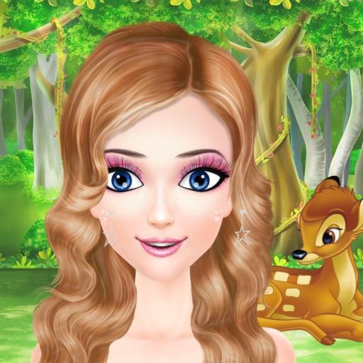 Amazon Princess Party Makeover