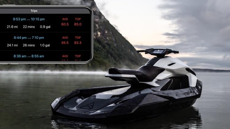 MySpeed - Speedometer & Fuel screenshot-4
