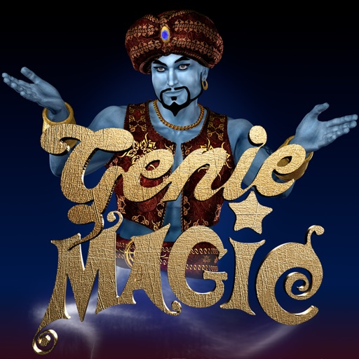 GENIE MAGIC SLOT MACHINE iOS App