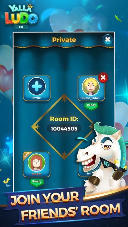 Yalla Ludo HD — For iPad screenshot-3