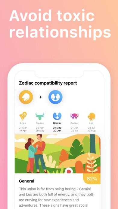 LovStar: #1 Compatibility app Screenshot