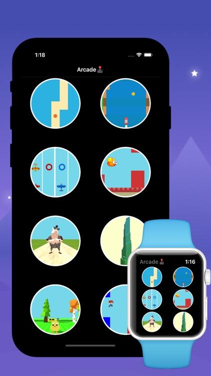 Arcade Watch Games screenshot-0