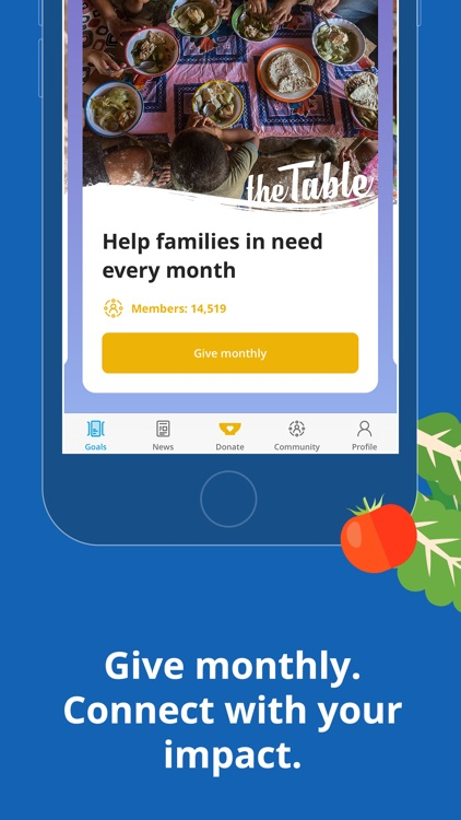 ShareTheMeal: Charity Donate
