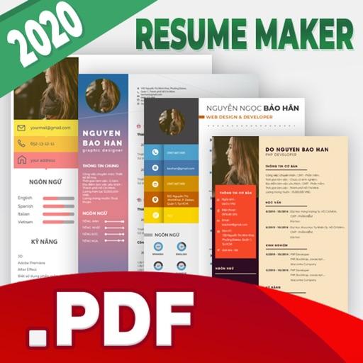 Resume Maker - Tạo CV đẹp