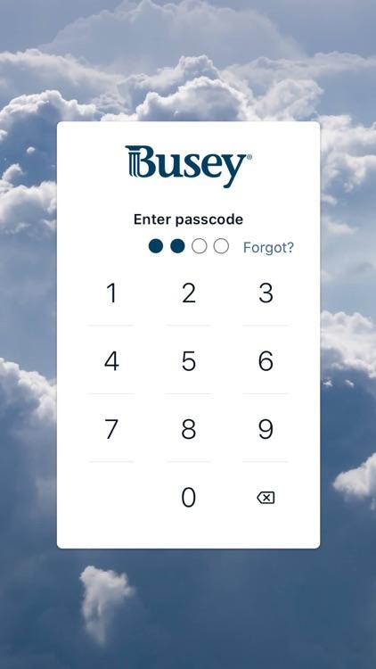 Busey - Mobile