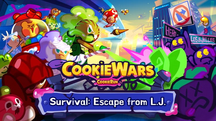 Cookie Wars™ screenshot-0