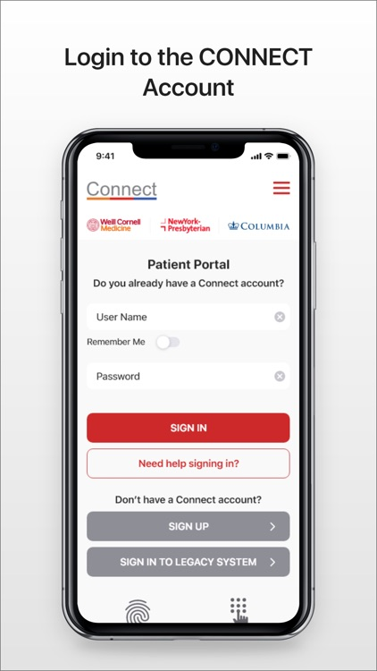 NYP Connect screenshot-3