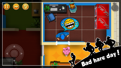 Screenshot from Robbery Bob™