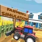 农业模拟器2019 icon