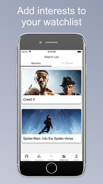 Cinema Search screenshot-3