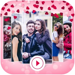 Love Video Maker - Slideshow