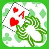シンプル スパイダー : ソリティア トランプゲーム - iPadアプリ