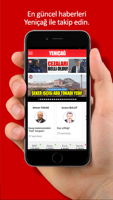 Yeniçağ screenshot two