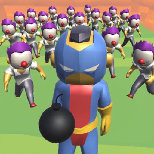 Bomb Man 3D