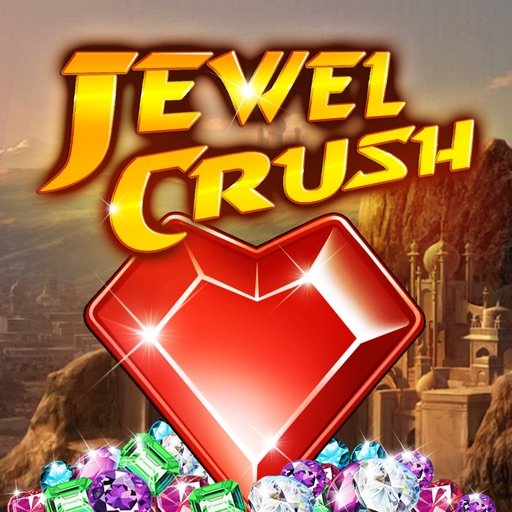 Jewel Crush - Blast diamond and drop cookie pop