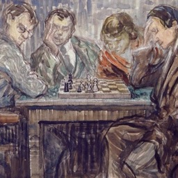 Chess Puzzles: World Champions