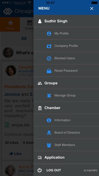 ChamberLynk Mobile App screenshot-4