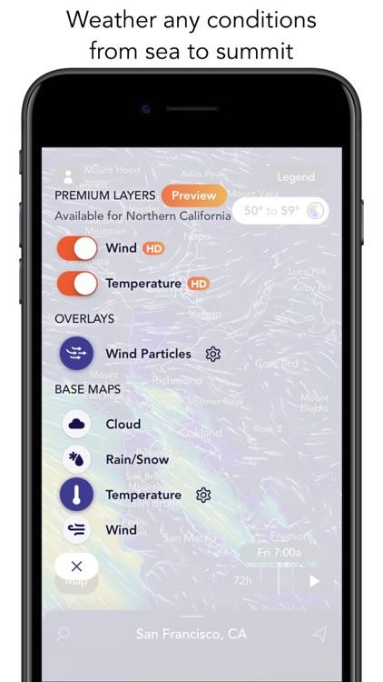 Saildrone Forecast - Weather screenshot-8