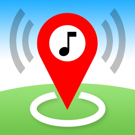 GPS Music icon