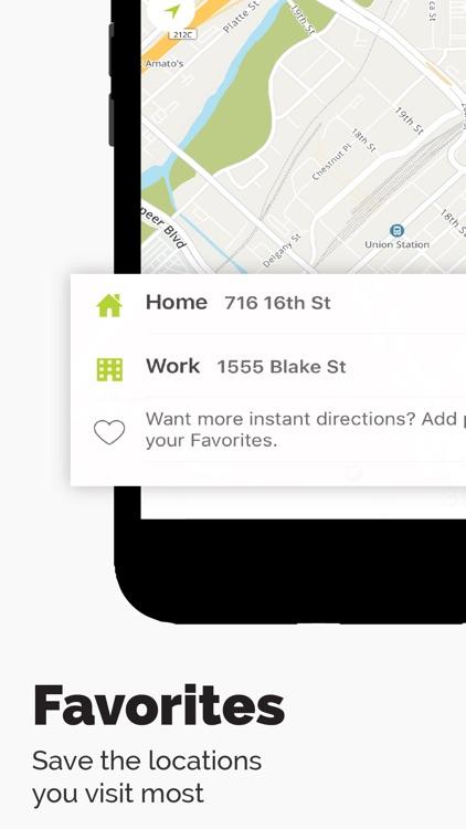 MapQuest GPS Navigation & Maps screenshot-4