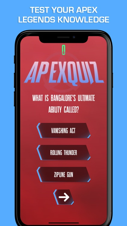 Quiz for Apex Legends Pro