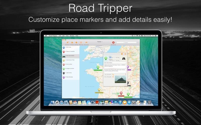 Road Tripper скриншот программы 5