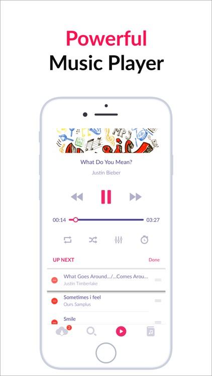 Cloud Music Offline Downloader screenshot-4