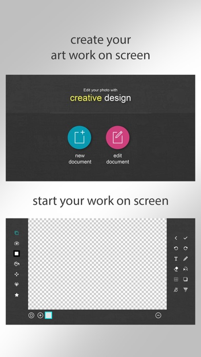 Fotoshop Editor review screenshots